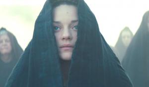 Marion Cotillard interpretando a Lady Macbeth - Macbeth, película dirigida por Justin Kurzel