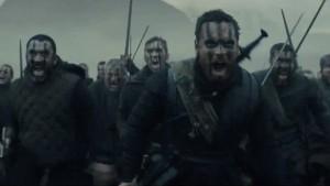 Michael Fassbender interpretando a Macbeth en la versión de Justin Kurzel