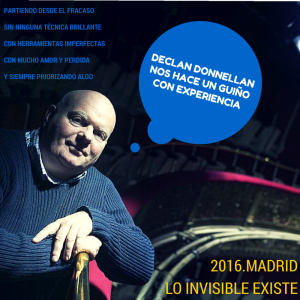 DECLAN DONNELLAN EN MADRID